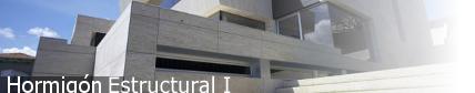 Hormigon Estructural 1