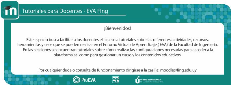 Banner tutoriales EVA FING
